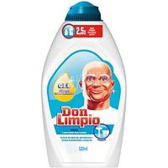 Don Limpio Limpiador concentrado sup. delicadas Botella 520 ml