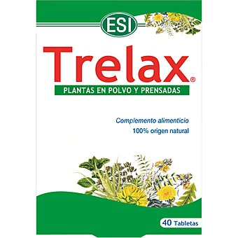ESI Trelax equilibrio intestinal caja 40 tabletas