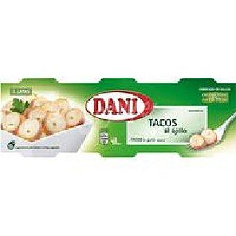DANI Tacos al Ajillo 3X49G