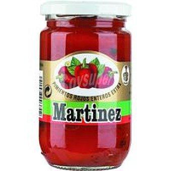Fco Martinez Pimiento rojo entero Tarro 190 g