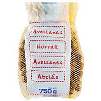 Eroski Avellana jumbo Bolsa 750 g