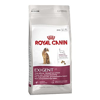 Royal Canin Pienso para gatos adultos Exigent 33 2 kg