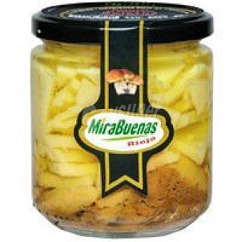 MIRABUENAS Preparado de tortilla con boletus Tarro 340 g