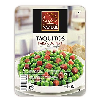 Navidul Taquitos de jamón serrano Paquete de 140 g