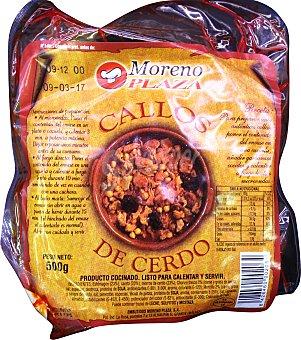 Embutidos Moreno Plaza Cerdo callos fresco Paquete 500 g