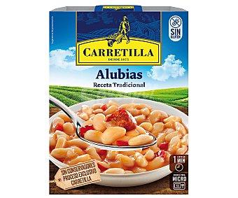 Carretilla Alubias caseras 300 g