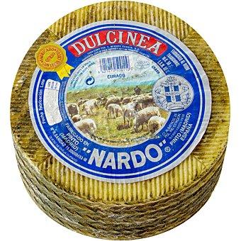 Nardo Queso viejo bodega de oveja elaborado con leche cruda  Al peso 1 kg (2,8 kg peso aproximado pieza)