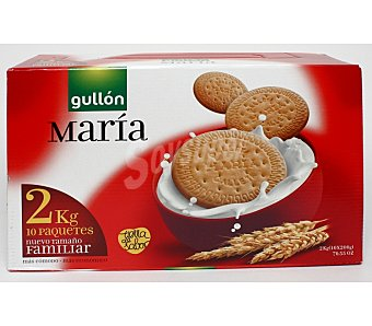 Gullón Galletas Maria leche 2 kg