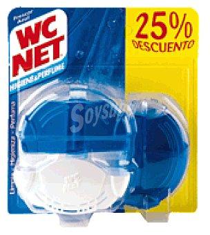 Wcnet Bloc higiene y perfume aparato + recambio 2 ud
