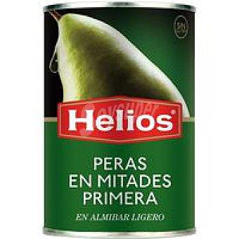 Helios Pera en almíbar Lata 480 g