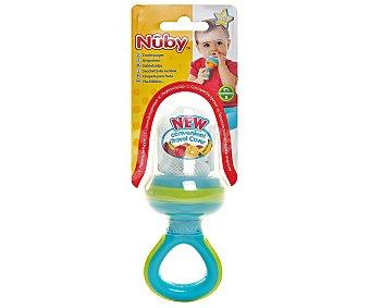 ÑUBY Alimentador antiahogo con tapa nuby