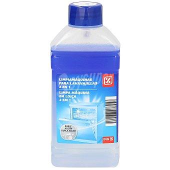 DIA Limpiador para máquina lavavajillas bifásico Botella 250 ml