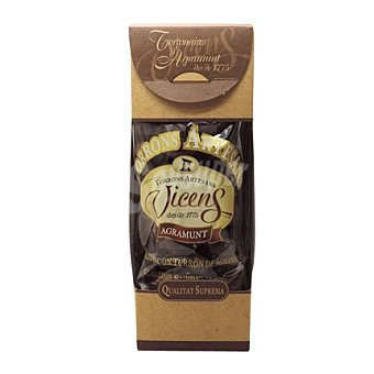 Vicens Turrón de avellana y chocolate 300 g