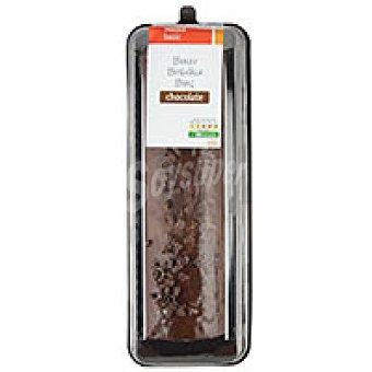 Eroski Brazo gitano de chocolate-trufa 500 g