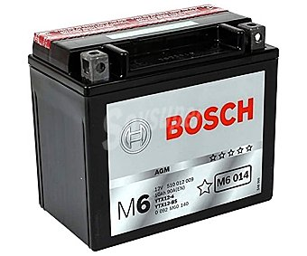 Bosch Batería para moto de 12V 10AH de 152x88x131mm.