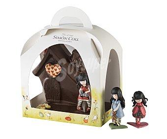 Simón Coll Figura casa de chocolate de pascua simón coll 225 g
