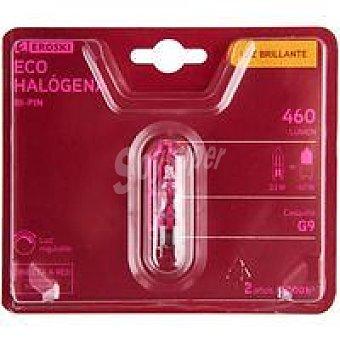 Lm eroski Bombilla Eco Bipin G9 33W 230V 460 1 unid
