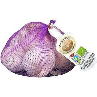 CACHOPO Ajo morado ecológico  bolsa 250 g