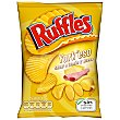 Patatas Fritas Ruffles York-Queso 170 g Ruffles