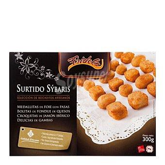 Fridela Surtido de bocaditos Sybaris 300 g