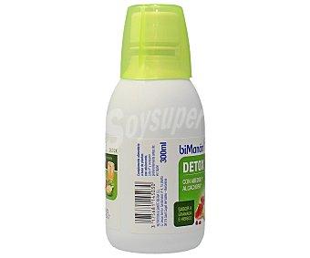 Bimanan Detox ayuda a depurar y desintoxicar  Botella 300 g