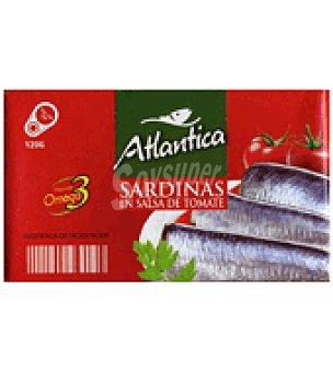 Atlántica Sardinas en salsa de tomate 120 g