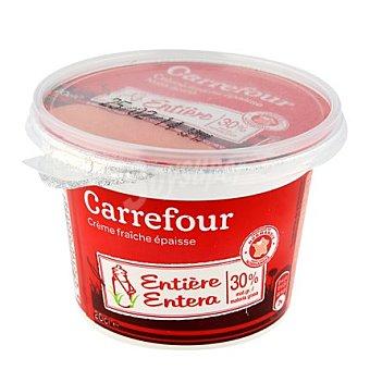 Carrefour Nata fresca Tarrina de 200 ml