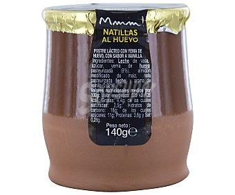 Auchan Natillas de Huevo 140 Gramos