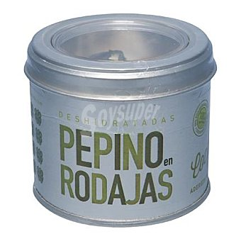 Cocktelea Pepino en rodajas Deshidratado 10 g