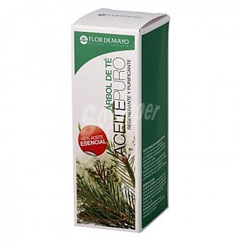 Flor de Mayo Aceite corporal puro árbol de té 100% Flor de Mayo 20 ml