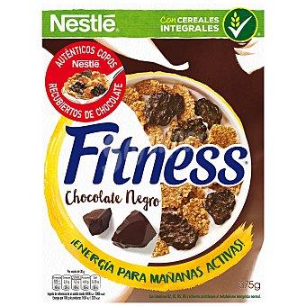 Fitness Nestlé Cereales fitness de chocolate negro Caja 375 g