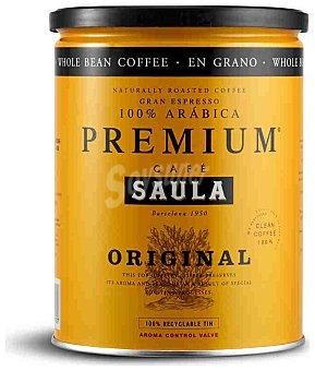 Saula Café en grano Premium Original 250 g