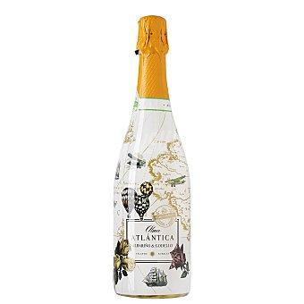 Alma atlantica Vino blanco espumoso albariño godello DO Rías Baixas Botella 75 cl