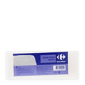Carrefour Queso fresco villalon 250.0 g.