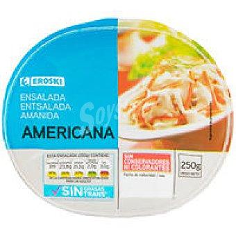 Eroski Ensalada americana Tarrina 250 g