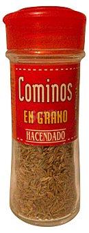 Hacendado Cominos grano (tapón marron) Tarro 56 g