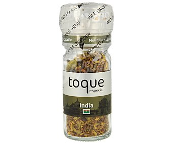 TOQUE ESPECIAL Sazonador India especial para sopas, verduras a la plancha o pollo al horno 40 gramos