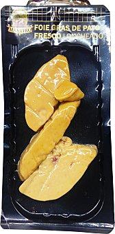 Martiko Foie fresco de pato (para cocinar) fresco Paquete 150 g