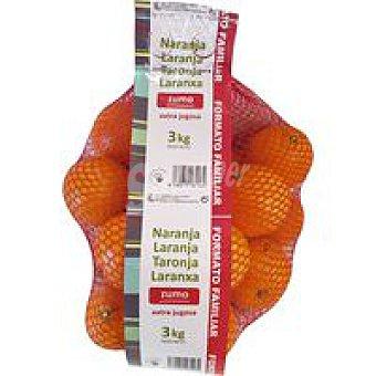 Naranja para zumo Malla 3 kg