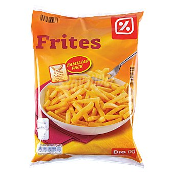 DIA Patatas fritas congeladas Bolsa 2,5 kg