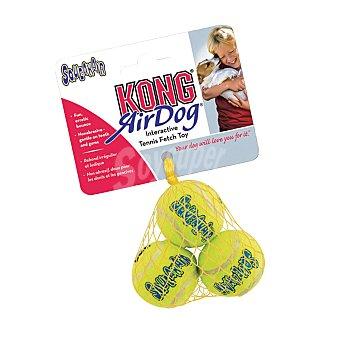 KONG Pelota para perros extra pequeña Envase 3 unidades
