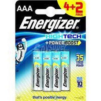 Energizer Pila Ultra+ Lr03 Aaa 4 unidades