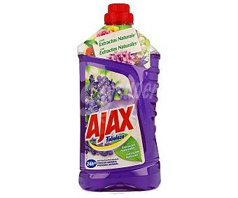 Ajax Limpiahogar aroma de lavanda Botella 1 l