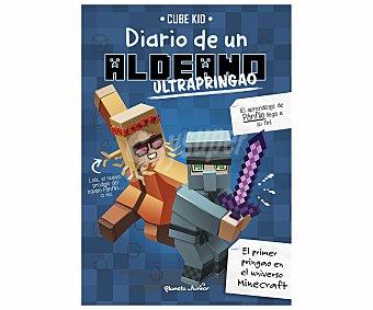 Planeta Cube Kid Minecraft. Diario de un aldeano Ultrapringao, CUBE KID, Género: Infantil, Editorial: