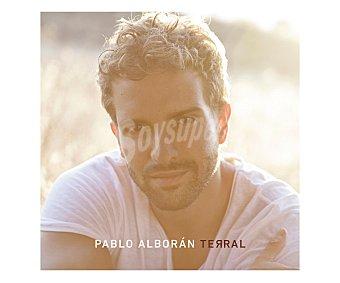POP-ROCK NACIONAL Disco Cd Pablo Alborán, Terral. Género: Pop Nacional. Lanzamiento: Noviembre 2014