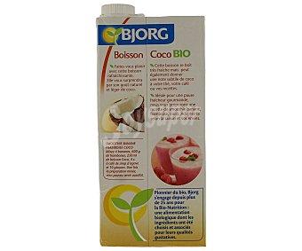 BJORG Bebida de coco ecológica envase 1 l