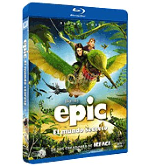 Epic BR + DVD
