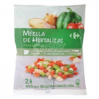 Carrefour Mezcla para sofrito Carrefour 450 g