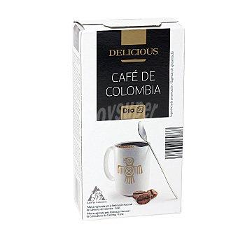 DIA DELICIOUS Café molido de colombia Paquete 250 gr