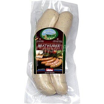 Casa Westfalia Salchichas bratwurst envase 180 g 2 unidades